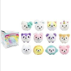 Floofies Fluffy Surprise Collectibles Case of 6